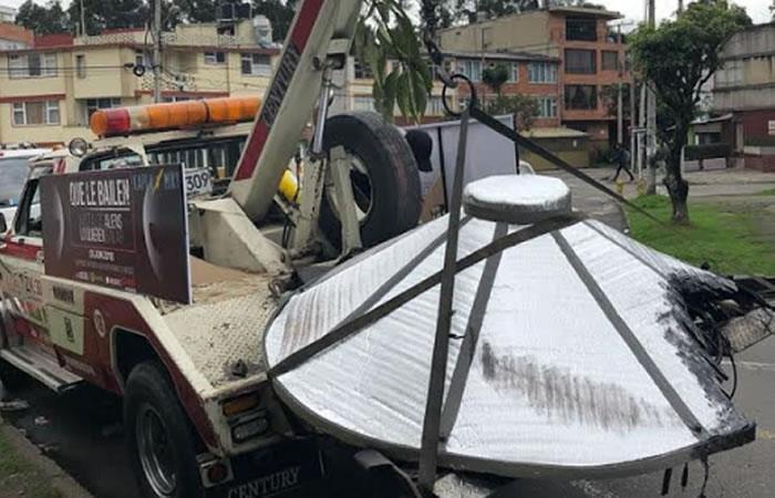 ¿Un OVNI se estrelló en Bogotá? Kapla y Miky los responsables de la verdad