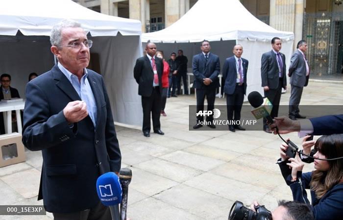 Corte declara de lesa humanidad masacres en medio del caso contra Álvaro Uribe