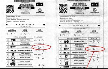 Gobierno, Registraduría y CNE afirman que no hubo fraude con formularios E-14