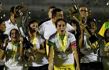 Liga Águila Femenina: Huila es campeón del FPC tras superar a Nacional
