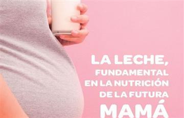 Los beneficios de los lácteos durante el embarazo