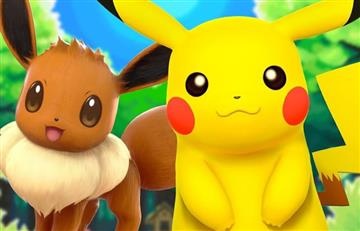 Nintendo expuso Pokémon: Let's Go, el primero erigido íntegramente para Switch