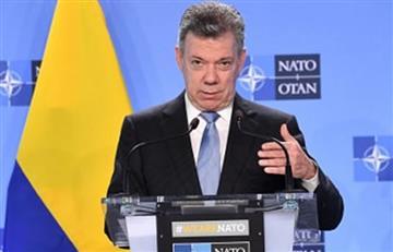 """Santos en la ONU: """"Colombia necesita al menos 15 años para construir la paz"""""""