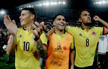 Selección Colombia: Confirmada la alineación oficial para enfrentar a Egipto