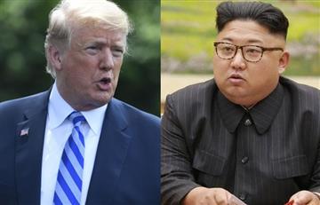 Donald Trump confirma cumbre con Kim Jong Un en Singapur