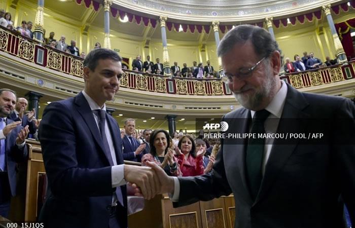 España: Pedro Sánchez, un socialista que tumba a Rajoy y se toma el poder