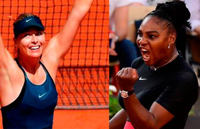 Roland Garros: Serena Williams se cita con Sharapova en octavos