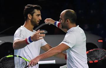 Cabal y Farah pasan a cuartos del Roland Garros