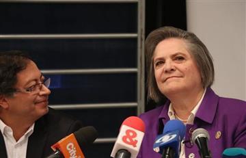 Clara López apoya abiertamente a Petro para segunda vuelta