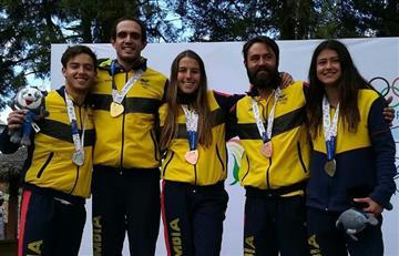 Juegos Suramericanos: Colombia a dos medallas de oro del liderato