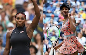 Roland Garros: Serena y Venus Williams eliminadas en dobles