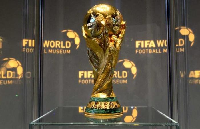 Rusia 2018: La copa del mundo ya está en Moscú