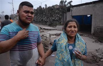 Guatemala: Declaran tres días de duelo por tragedia del volcán Fuego