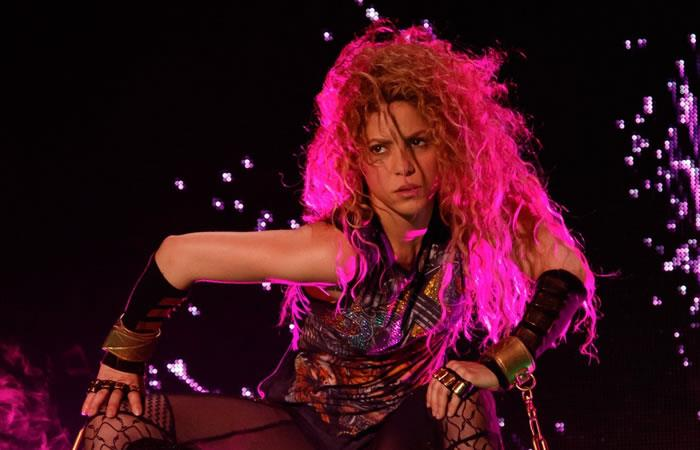 Shakira está de vuelta con el Dorado Tour
