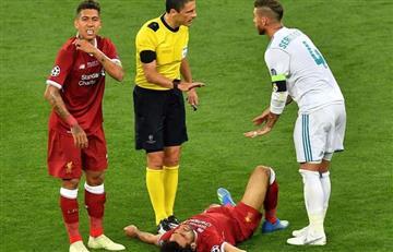 """Sergio Ramos responde a las críticas: """"Solo falta que Firmino diga que se resfrió por mi sudor"""""""