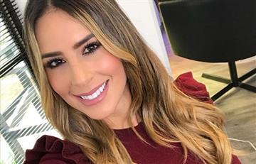 Carolina Soto y el baby shower de su segunda hija Violetta