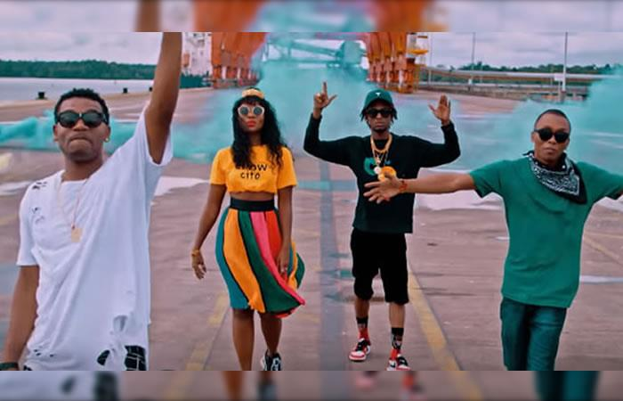 ChocQuibTown estrena video de