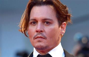 Desmienten que Johnny Depp esté mal de salud