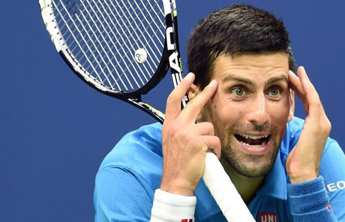 Djokovic perdió ante el italiano Marco Cecchinato