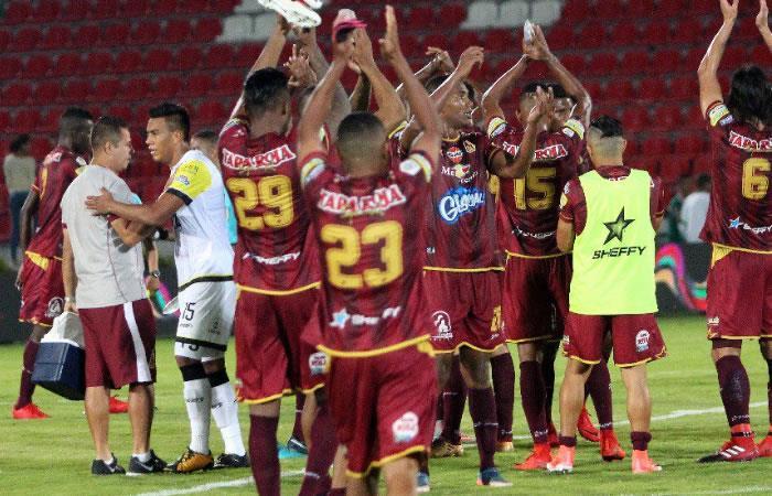 Foto: Twitter Club Deportes Tolima