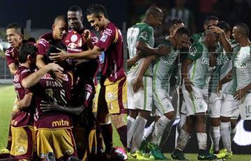 Deportes Tolima vs Atlético Nacional: Sigue la transmisión en VIVO ONLINE