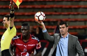 Independiente Medellín se queda sin técnico, Ismael Rescalvo se va