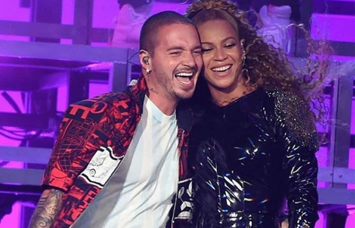 J Balvinle acredita a la hija de Beyoncé el éxito de 'Mi Gente' Remix