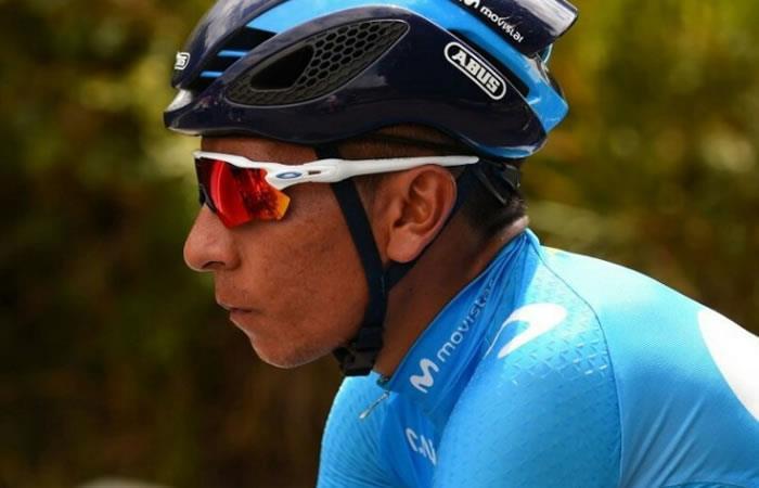 Nairo Quintana se prepara para el Tour de Francia