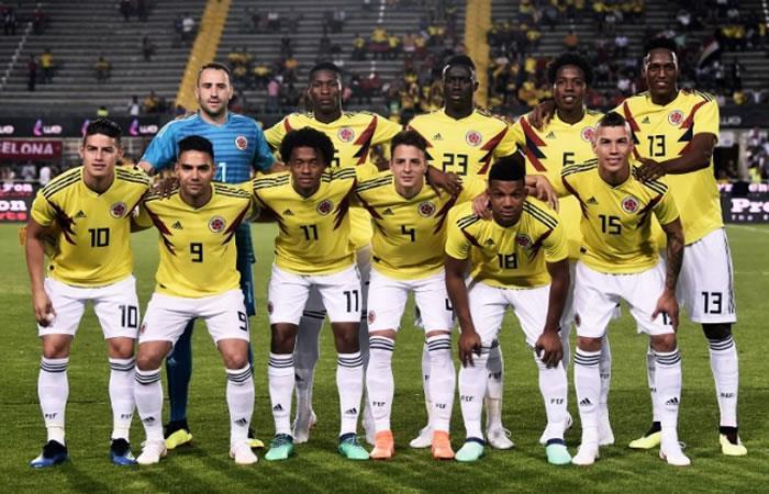Selección Colombia: En el top 10 de poder ganar la Copa Mundo