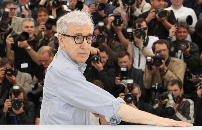 Woody Allen asegura que respalda la causa #Metoo