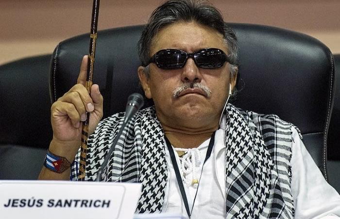 ¡Cumplió! Estados Unidos ya formalizó extradición de Santrich
