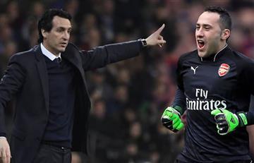 ¿Qué pasará con David Ospina? Técnico del Arsenal quiere a otro arquero