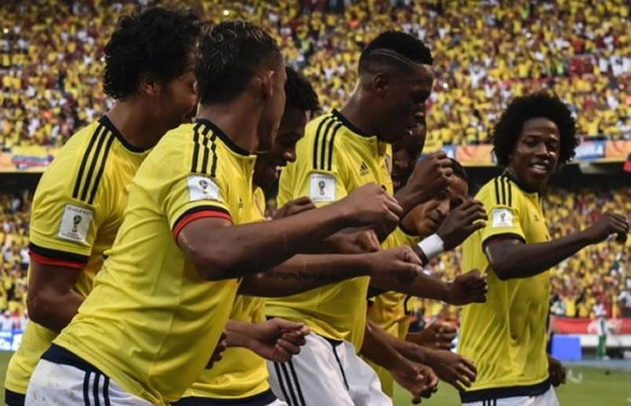 Selección Colombia: Así quedó en el ránking FIFA previo al Mundial