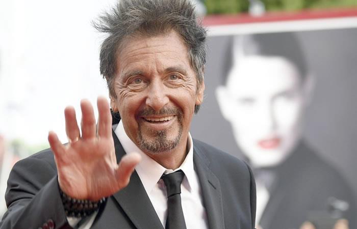 Al Pacinorodará con Tarantino historia sobre Sharon Tate