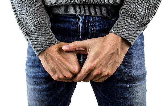 próstata y erección debilitada