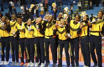 ¡Colombia campeón de los Juegos Suramericanos!