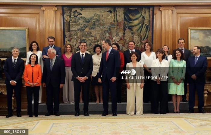 España: El gobierno más femenino en la historia republicana