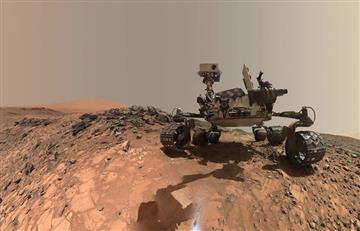 NASA: Curiosity descubre nuevos indicios de vida en Marte