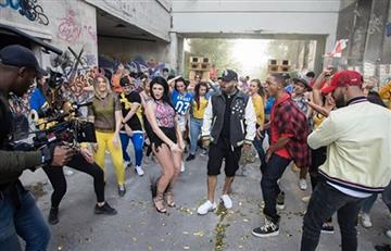 Nicky Jam y Will Smith estrenan video del himno oficial del Mundial de Rusia 2018
