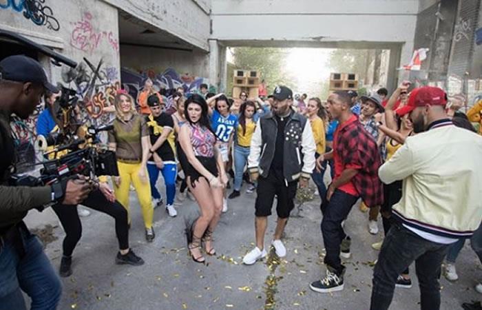 Nicky Jam y Will Smith estrenan video del himno oficial del Mundial de Rusia 2018