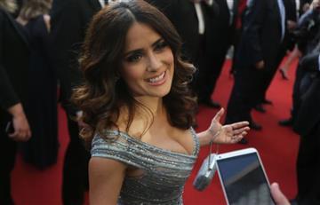 Antonio Banderas: Salma Hayek mantuvo silencio para 'protegernos' de Weinstein