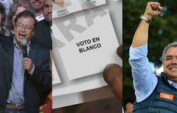 Demanda para tumbar promotor de voto en blanco en el tarjetón electoral