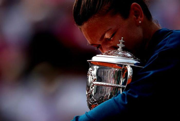 Roland Garros: Simona Halep ganó su primer Grand Slam