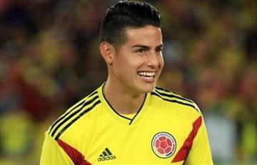 James Rodríguez envía mensaje al Deportes Tolima tras su triunfo