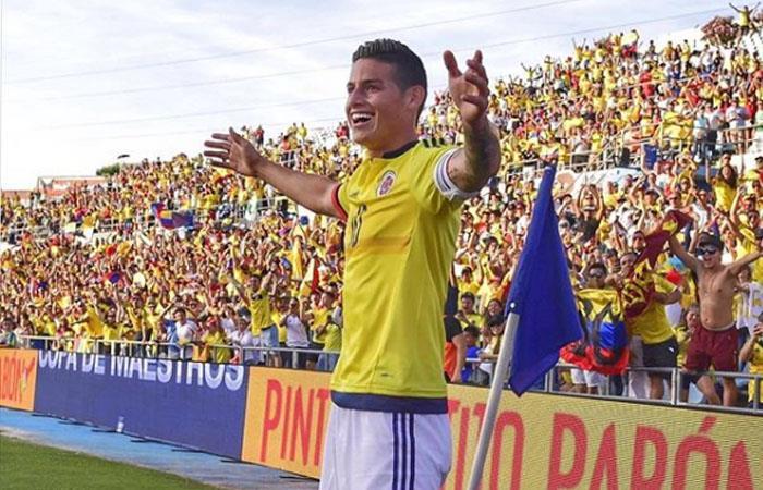 La FIFA le hace un inesperado y sentido homenaje a James Rodríguez