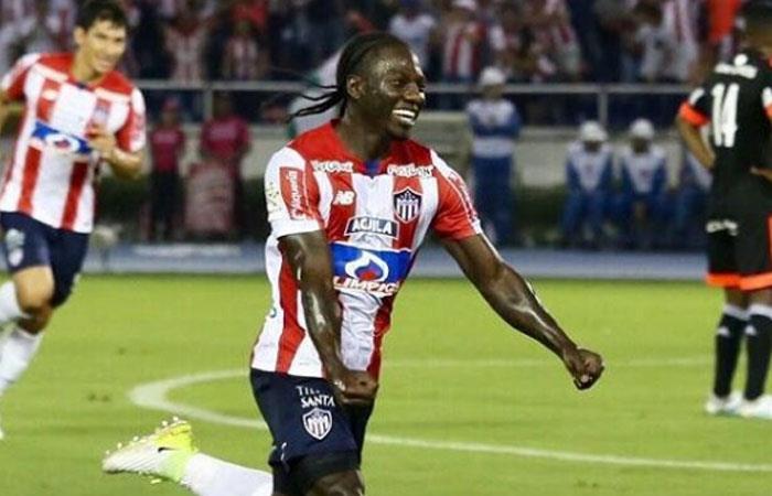 Yimmi Chará se despide del Junior y es transferido al Atlético Mineiro