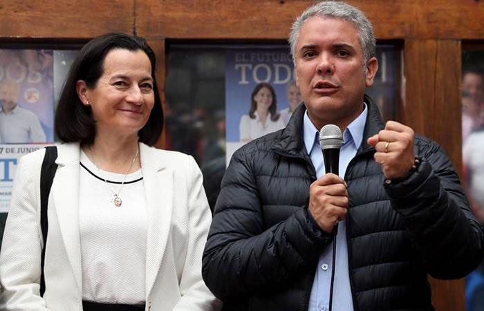 Clara Rojas decide apoyar a Iván Duque a la presidencia