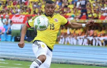 Farid Díaz ya entrena con la Selección rumbo a Rusia 2018