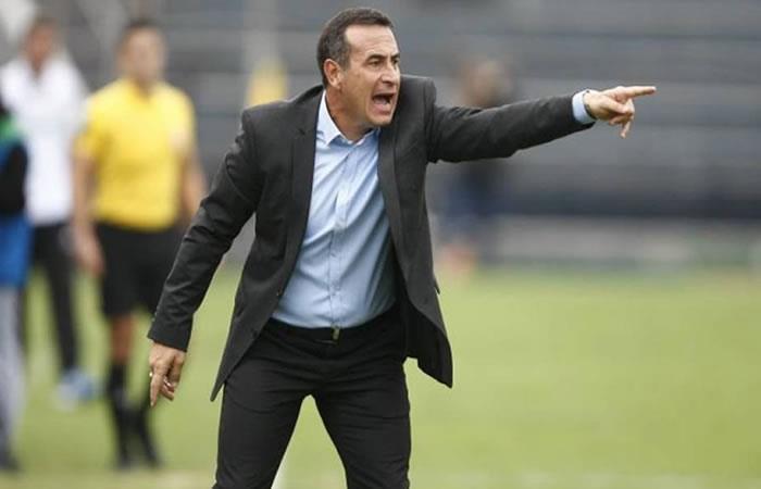 Sante Fe anunciaría a Guillermo Sanguinetti como nuevo técnico