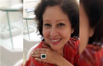 Carmenza Gómez y su contundente respuesta a críticas por apoyar a Petro